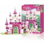 Sluban B0153 Princezny Palác snů 271 dílků