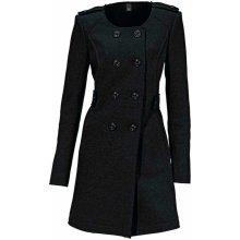 Heine BC dámský vlněný kabát černý