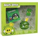 Angry Birds Angry Birds King Pig EdT 50 ml + poznámkový blok + přívěšek na krk dárková sada