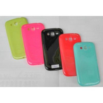 Pouzdro Candy Case Ultra Slim Samsung Galaxy Grand Neo i9060 i9080 Červené