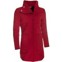Woox Vellon Concha Red Chica kabát dámský