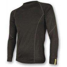Sensor Merino Wool Active T shirt Mens Black