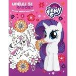 My Little Pony Udělej si radost Velká kniha mandal