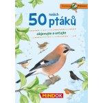 Mindok 50 našich ptáků