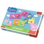 Trefl Hra Prasátko Peppa Pig Domino 14517 2x12 ks