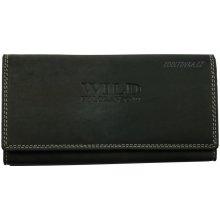 Loranzo Dámská peněženka Wild By 938 černá c40a861804