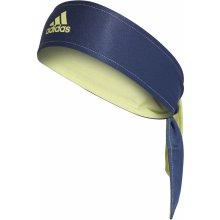 Adidas čelenka Performance TEN TIEBAND REV OSFY Stříbrná