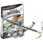 HM STUDIO 3D Puzzle Vrtulník AH1 67 dílků