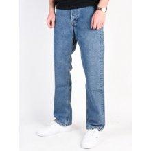 Levi's Kalhoty 501 Stf 5 Pocket Wallen Blue