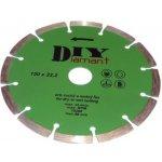 DIY Diamantový kotouč segmentový 230 mm