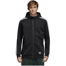 Adidas Originals CURATED FZ Pánská mikina CW5068 černá c11830cec1