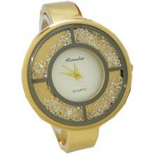 c21fb254a69 Zlaté+hodinky · dámské · Kamelia Laxo zlaté 810D