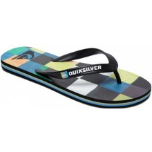 Quiksilver Molokai Resin Check 569 black/blue/green 2018