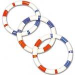 Bieco Zvonící kroužky modrá/červen