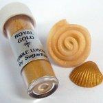 Sugarflair Jedlá prachová perleťová barva Royal Gold 2 g
