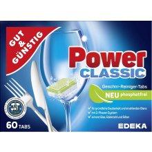 G&G Power Tablety do myčky 60 ks