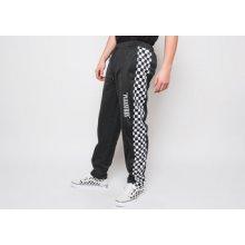 Pleasures Checker Track Pant black