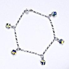 Swarovski krystaly AB, kytičky, R 1297