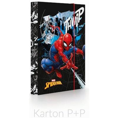Karton P+P A5 Spiderman 1-69918