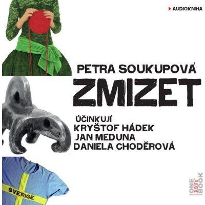 Soukupová Petra - Zmizet - audio-kniha MP3