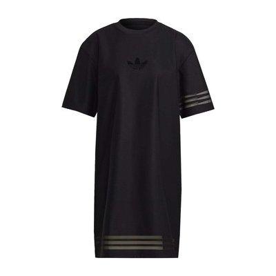 Adidas krátké šaty Tee černá