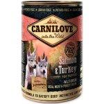 Carnilove Dog Wild Meat Salmon & Turkey for Puppies 12 x 400g