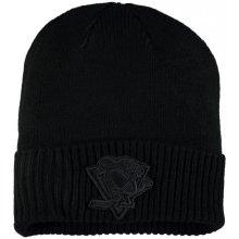 Pittsburgh Penguins Fanatics Branded Team Haze Cuffed Knit Hat ea86c965e4