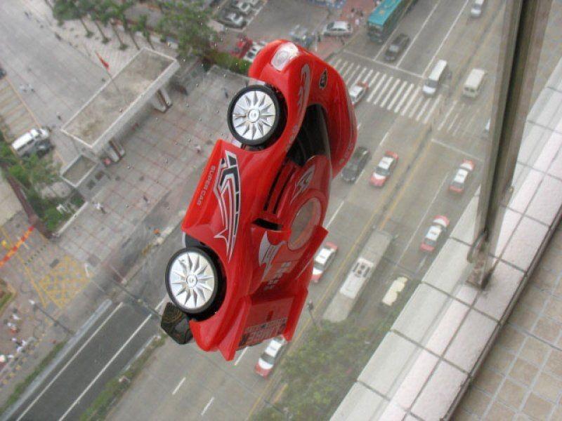 Antigravitační auto červené od 469 Kč - Heureka.cz 5f486bf759