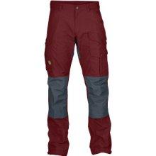 Pánské outdoor kalhoty Fjällräven Vidda Pro Trousers Red Oak-Graphite