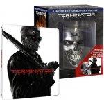 Terminator Genisys - limitovaná edice ENDOSKULL 2D+3D BD Steelbook