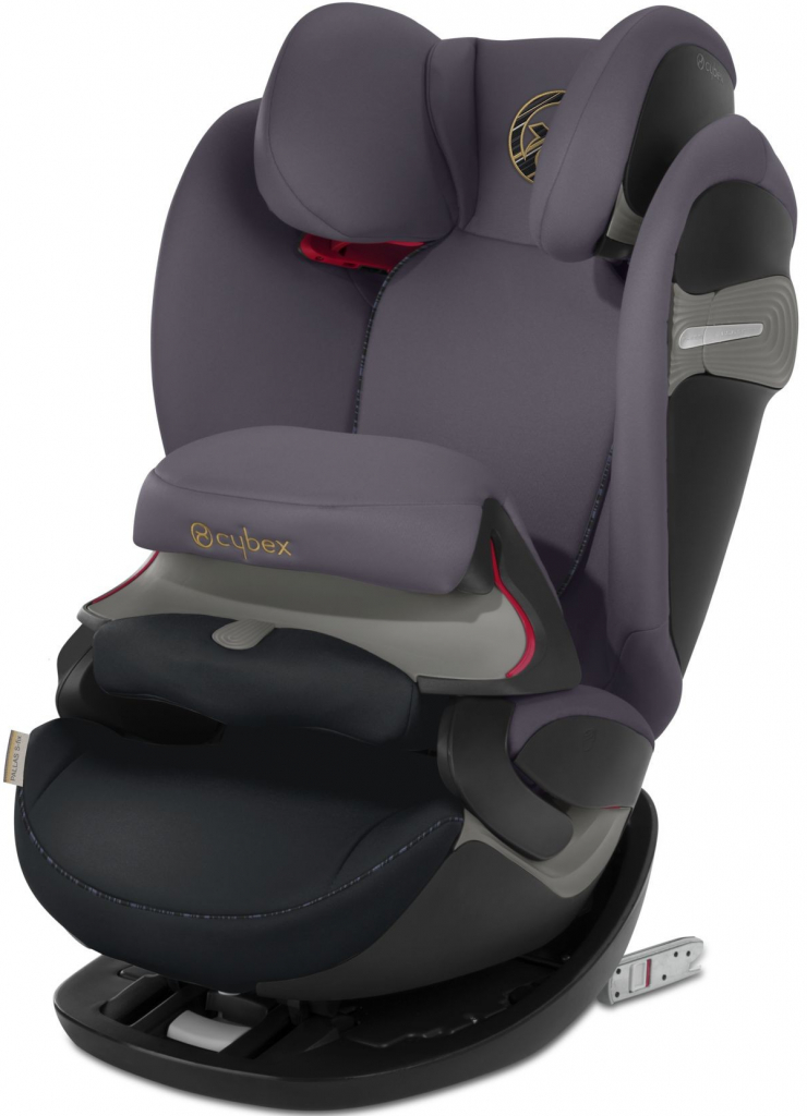 Cybex Pallas S-fix 2019 Premium Black