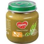 NUTRICIA Hami Zelený hrášek první lžička 125 g