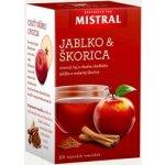 MISTRAL Jablko a skořice 20 porcí 40 g