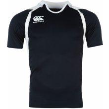 Canterbury Challenge Mens Shirt Navy/White