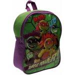 Character batoh Mutant Ninja Turtles zelený