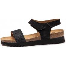 Scholl dámské sandále Dores Bioprint Black F265251004