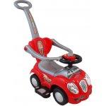 Baby Mix 2v1 Auto červené