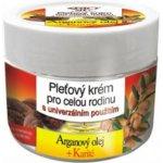 Bione Cosmetics arganový olej + Karité pleťový krém pro celou rodinu 260 ml