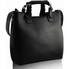 L&S Fashion 00267 kabelka černá