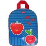 KIDZROOM batoh Veggies jablko,modrý