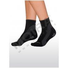 0349d7ea4c5 Moira Cyklo Light PO CKL - ponožky černá