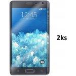 Ochranná fólie Hama Samsung Galaxy Note Edge, 2ks