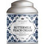 TAFELGUT Ovocný čaj Buttermilk Peach Cream modrá barva kov 110 g