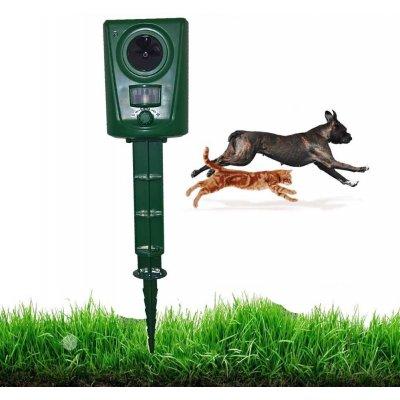 Profesionální odpuzovač koček a psů - Plašič zvířat