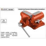 Extol Premium 8812602 svěrák otočný s kovadlinou, 100mm