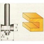 Fréza drážkovací 6x9,4mm s ložiskem na dřevo