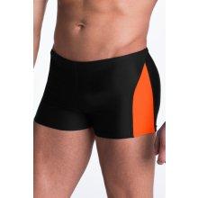 Primo Pánské plavky boxerky David černé
