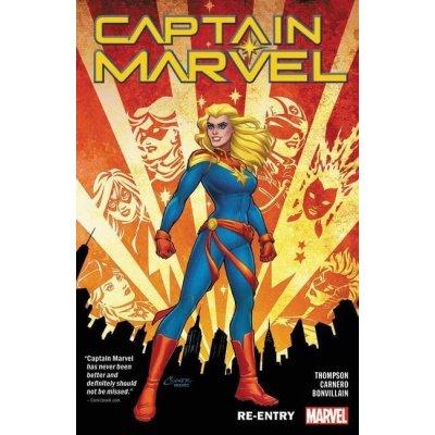 Captain Marvel Vol. 01 - Kelly Thompson, Carmen Carnero