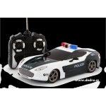 Dedra Policejní RC auto modro-bílé