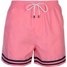 5d42dd54006 Pierre Cardin stripe swim shorts mens pink
